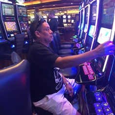casino won 125.00 in slots