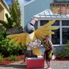 Grand Turk Island - Margaritaville in Grand Turk.