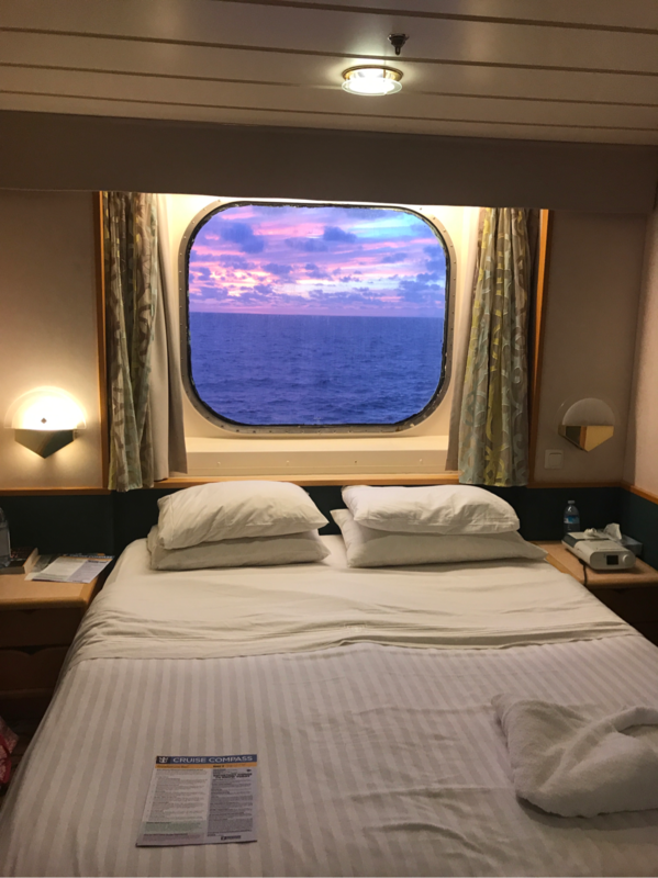 Oceanview Cabin 4026 On Grandeur Of The Seas Category G2