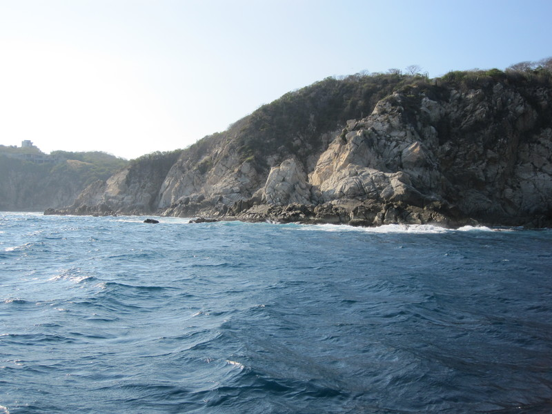 Huatulco, Mexico - More of the sea tour