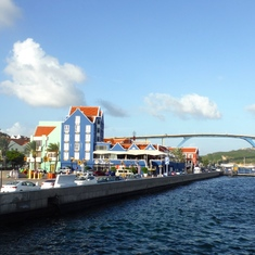 Willemstad, Curacao - Queen Juliana Bridge