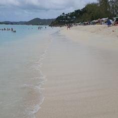 St. John's, Antigua - Beach