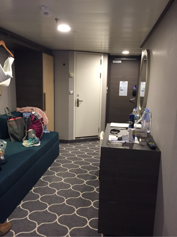 Boardwalk View Stateroom With Balcony Cabin Category Bw Harmony Of The Seas