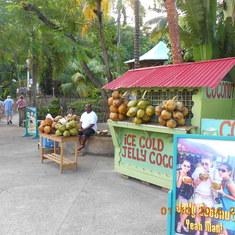 Ocho Rios, Jamaica - Jamaican scene