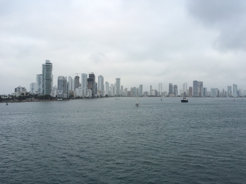 Panama city - Norwegian Jewel