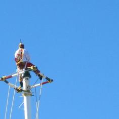 Papantia Bird Men in Puerto Vallarta #4