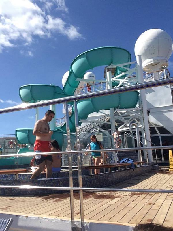 Carnival Liberty, Carnival Cruise Lines - November 02, 2014