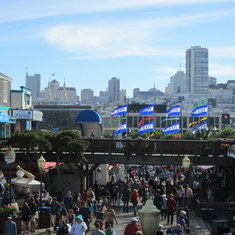 San Francisco, California - Pier 39