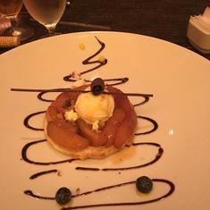 Dessert in Fahrenheit 555