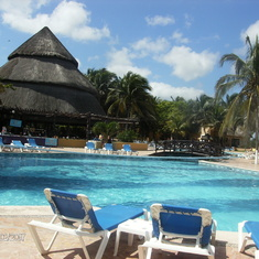 Progreso (Merida), Mexico - Progreso-private beach excursion-pool