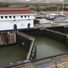 Miraflores Locks - Panama Canal
