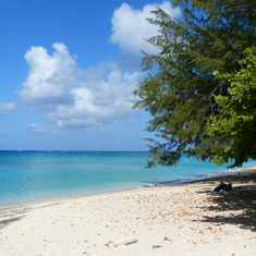 George Town, Grand Cayman - Cemetery Beach, West Bay, Grand Cayman