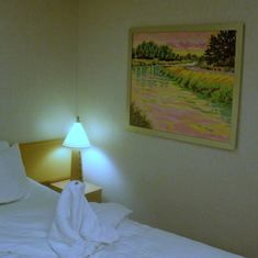 inside room Lido 10215
