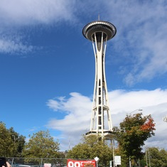Seattle, Washington - Space Needle