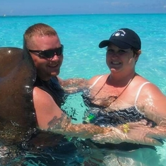 George Town, Grand Cayman - sting ray city