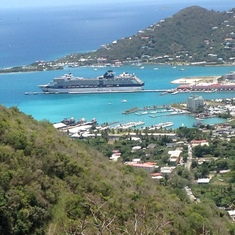 Tortola, British Virgin Islands - Land and Sea