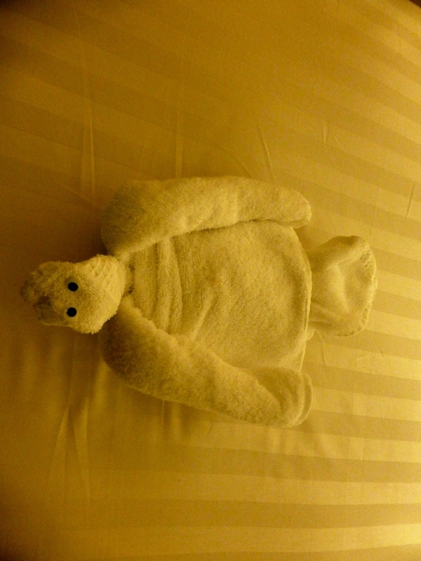 Turtle Towel Animal - Amsterdam