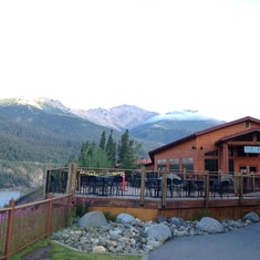 Wilderness Lodge in Denali.