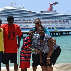 Cozumel, Mexico - The Joneses Cruising the Gulf