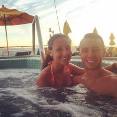 Serenity pool deck (21+)