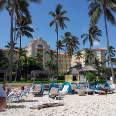 Nassau, Bahamas - Royal Colonial Hilton Nassau
