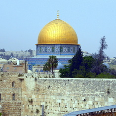 Dome of the Rock, Jeruselem - The Old City