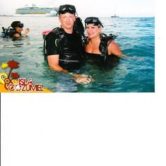 Beginner Scuba in Cozumel