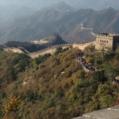 Beijing (Peking), China - The Great Wall
