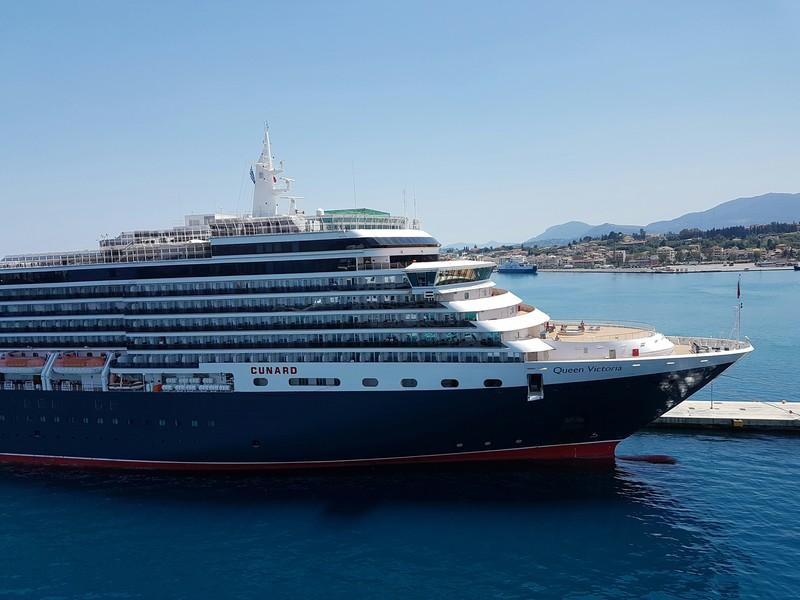 Queen Victoria, Cunard - February 09, 2017