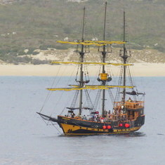 Cabo San Lucas, Mexico - Tall Ship