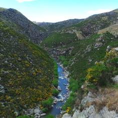 Spectacular Taieri Gorge