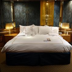 Penthouse Bedroom.