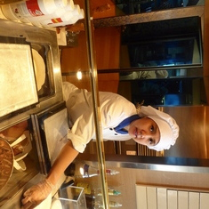 Ice Cream Station in Lido Restaurant