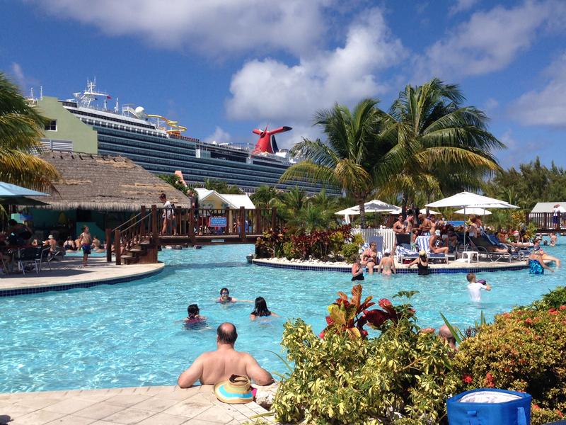 Grand Turk Island - Margaritaville Pool In Grand Turk