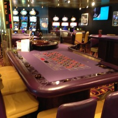 Monte Carlo Casino on Arcadia