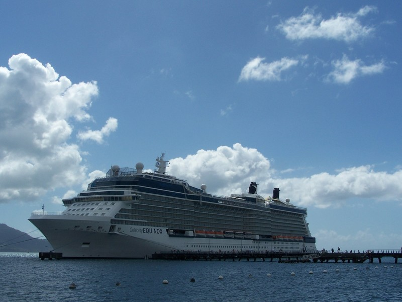 The Equinox in Martinique - Celebrity Equinox