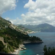 Naples, Italy - Behold Italian Coast