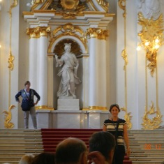 St. Petersburg, Russian Federation - Hermitage Museum
