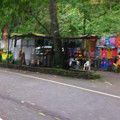 Ocho Rios, Jamaica - Roadside Stand