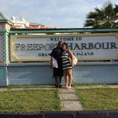 Port of Freeport, Grand Bahamas