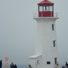 Halifax lighthouse
