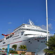 Freeport, Grand Bahama Island - Our Ship