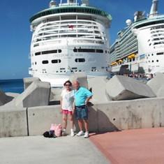 St Martin Port