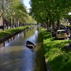 Edam waterway