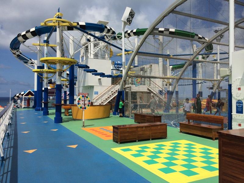Water Slides - Carnival Sunshine - Carnival Sunshine