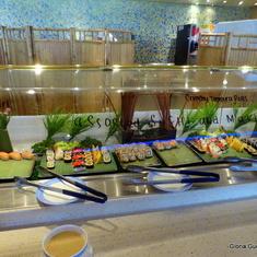 Sushi Station - Lido Restaurant