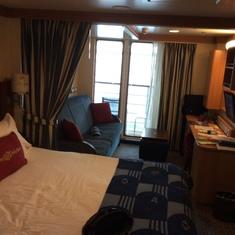 Roomy Cabin