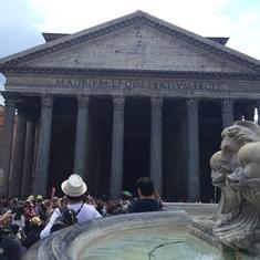 Civitavecchia (Rome), Italy - Pantheon-Rome, Italy