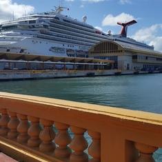 San Juan, Puerto Rico - Port in Puerto Rico
