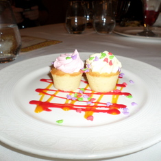 The Royal cupcake